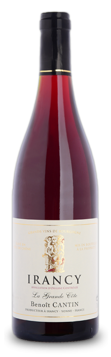 Discover the Irancy La Grande Côte of Domaine Benoit Cantin, a beautiful complexity of red fruits.